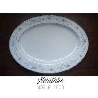 ノリタケ(Noritake)のラクマ最安値✨Noritake ノリタケ NOBLE 2600 皿 大皿(食器)