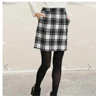 GRL - シャギースカート