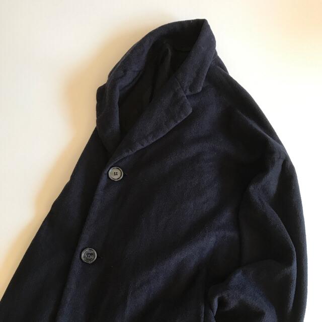 Paul Harnden(ポールハーデン)のCASEY CASEY Blobby カシミヤコート 今季 レディースのジャケット/アウター(ロングコート)の商品写真