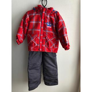 子供 スキーウェア 110  イグニオ 【サイズ調節可能】