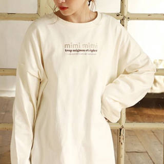 NICE CLAUP - NICE CLAUP Tシャツ タグ付き