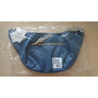 anello - anello アネロ ミニショルダーバッグ ブルー 水色 新品
