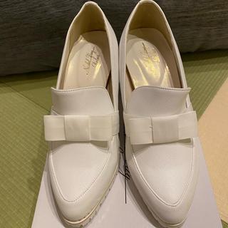 シマムラ(しまむら)のしまむら新品未使用ローファーパンプス(ローファー/革靴)