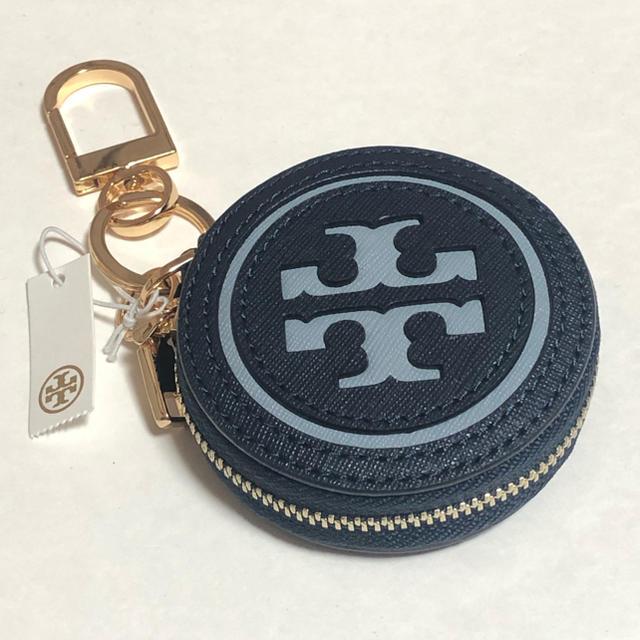 Tory Burch(トリーバーチ)のTORY  BURCH トリーバーチコインケース キーホルダー レディースのファッション小物(キーホルダー)の商品写真