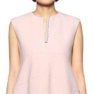 BARNEYS NEW YORK - 新品タグ付き YOKO CHAN ヨーコチャンパール ピンク 結婚式 38 桜色