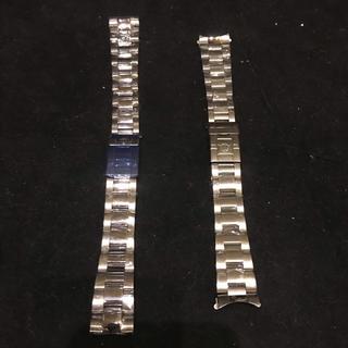 時計ベルト ブレス 2本セット