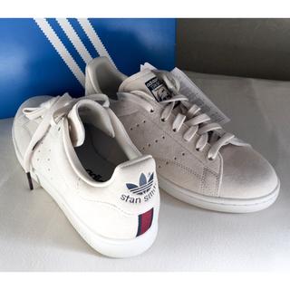 adidas - adidas stan smith スエード ベージュ 海外限定品 希少