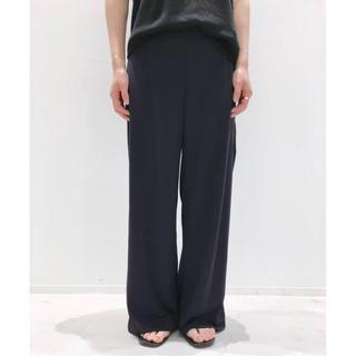 L'Appartement DEUXIEME CLASSE - L'Appartement ◇RAW+ Soft Wide パンツ ネイビー36