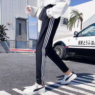 adidas - ラインパンツ ノルディ NERDY adidas ジャージ スウェット