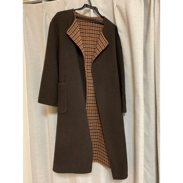 IENA SLOBE(イエナスローブ)のコート レディースのジャケット/アウター(ロングコート)の商品写真