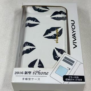 VIVAYOU iPhone7 iPhone8 手帳ケース