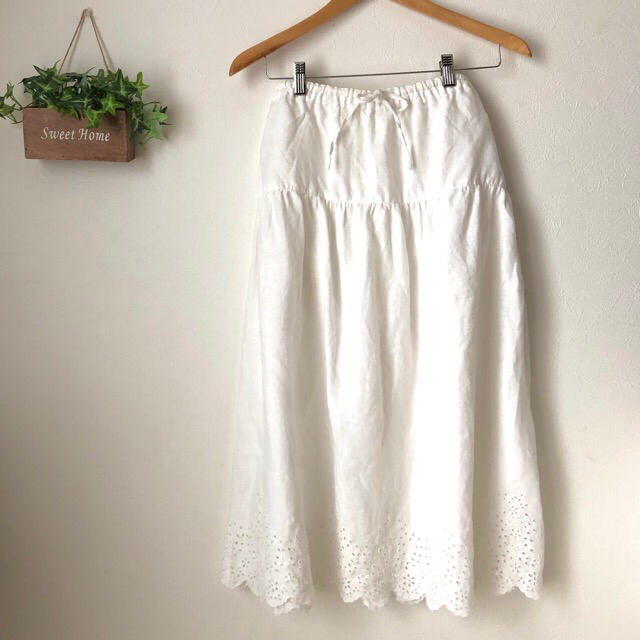 MUJI (無印良品)(ムジルシリョウヒン)のはな様 レディースのスカート(ひざ丈スカート)の商品写真