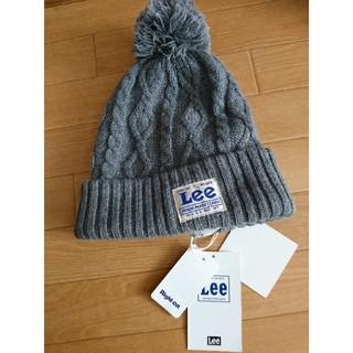 Lee - Lee ニット帽 グレー