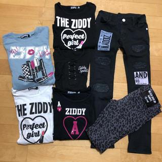 ジディー(ZIDDY)のziddy  福袋 まとめ売り 7点(Tシャツ/カットソー)