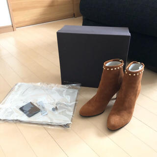 PELLICO - 新品同様⭐️定価82020円/PELLICO/ペリーコ スタッズ ショートブーツ
