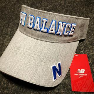 New Balance - ニューバランスゴルフバイザー