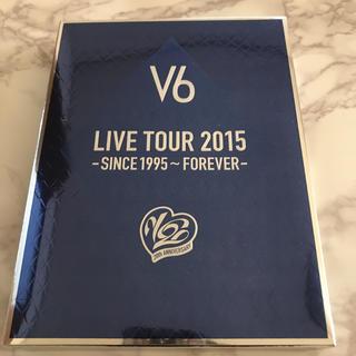 V6 - V6/LIVE TOUR 2015-SINCE 1995~FOREVER-〈初…