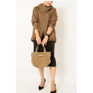 DEUXIEME CLASSE - 新品 タグ付き corduroy wide スカート ブラウン 34