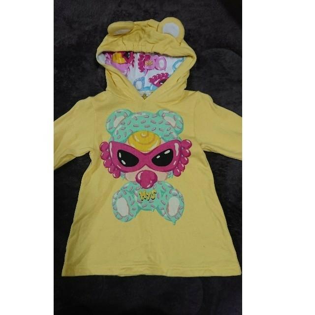 HYSTERIC MINI(ヒステリックミニ)のRIII様専用 ヒスミニ キッズ/ベビー/マタニティのベビー服(~85cm)(トレーナー)の商品写真