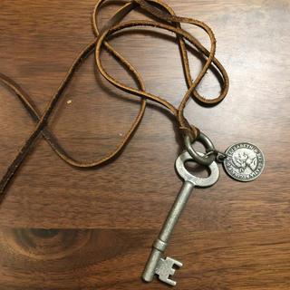 鍵とコイン ネックレス(ネックレス)