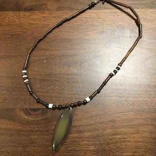鯨のヒゲ サーフボード ネックレス(ネックレス)