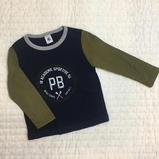 プチバトー(PETIT BATEAU)のプチバトー ロンT 90(Tシャツ/カットソー)