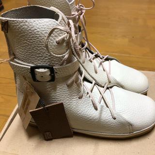 コース(KOOS)のkoos ブーツ 新品 値下げ↓(ブーツ)