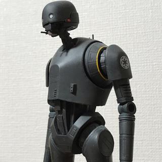セガ(SEGA)のスターウォーズ ローグワン K-2SOフィギュア(SF/ファンタジー/ホラー)