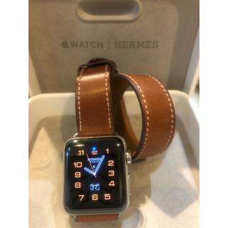 エルメス(Hermes)のApple Watch エルメス series2  38mm(腕時計)