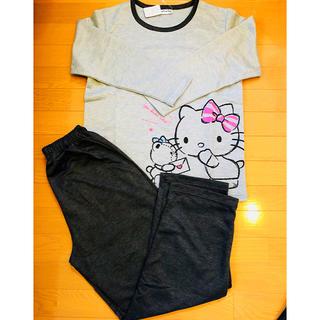 サンリオ - ☆新品 未使用☆ハローキティのパジャマ(大人用)♡おまけ付き♡