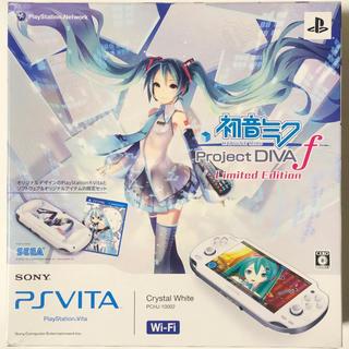 PlayStation Vita - 【期間限定】PSVita 初音ミク Limited Edition Wi-Fi