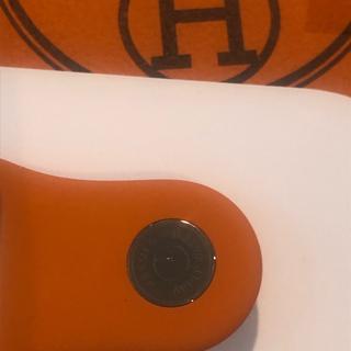 Hermes - HERMES アップルウォッチ 用 エルメス純正ラバーベルト 未使用品