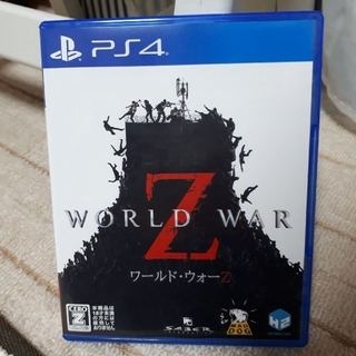 PlayStation4 - ワールドウォーZ 日本版 PS4