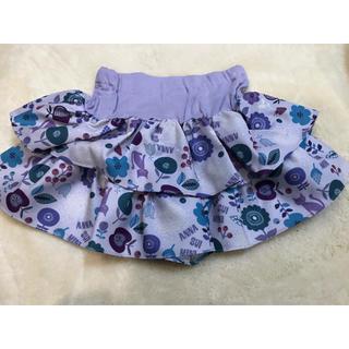 ANNA SUI mini - 新品 130 アナスイミニ  ANNASUImini スカート キュロット