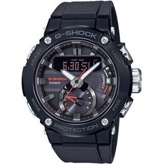 ジーショック(G-SHOCK)の超人気 カシオ G-SHOCK GST-B200B-1AJF G-STEEL(腕時計(デジタル))