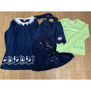 Disney - 女の子 服 まとめ売り 140
