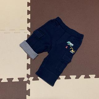 クレードスコープ(kladskap)のクレードスコープ 乗り物刺繍 パンツ 100(パンツ/スパッツ)