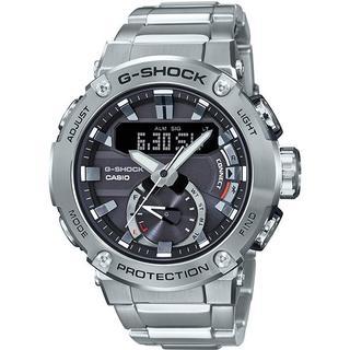 ジーショック(G-SHOCK)の超人気 カシオ  G-SHOCK GST-B200D-1AJF G-STEEL(腕時計(デジタル))