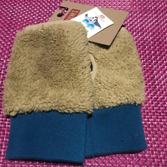 CHUMS(チャムス)のチャムス CHUMS 手袋 メンズ レディース ボンディングフリースカフゲイター メンズのファッション小物(手袋)の商品写真
