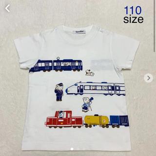 familiar - 【美品】familiar Tシャツ110 ファミリア ミキハウス