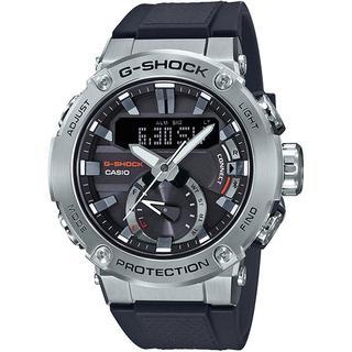 ジーショック(G-SHOCK)の超人気 カシオ G-SHOCK GST-B200-1AJF G-STEEL   (腕時計(デジタル))
