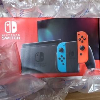 Nintendo Switch - 【新品未使用】ニンテンドースイッチ ネオンカラー 2台セット