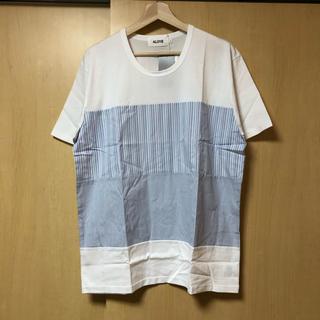アロイ(ALOYE)のALOYE SHIRT FABRIC TEE(Tシャツ/カットソー(半袖/袖なし))