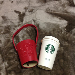 Starbucks Coffee - スターバックス オリジナル カップホルダー