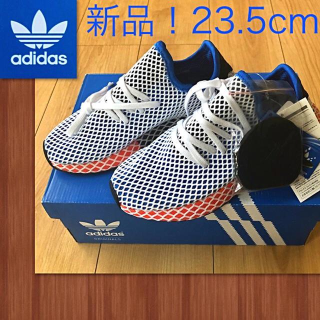 adidas(アディダス)の新品!!adidas originals スニーカー23.5㎝ レディースの靴/シューズ(スニーカー)の商品写真