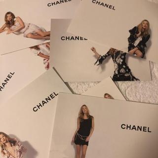 CHANEL - シャネルCHANELポストカード