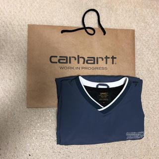 carhartt - カーハート carhartt wip ナイロン プルオーバー Pullover