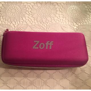 ZOFF メガネケース