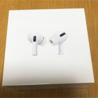 アップル(Apple)の【新品未開封】AirPods Pro エアポッズプロ MWP22J/A(ヘッドフォン/イヤフォン)