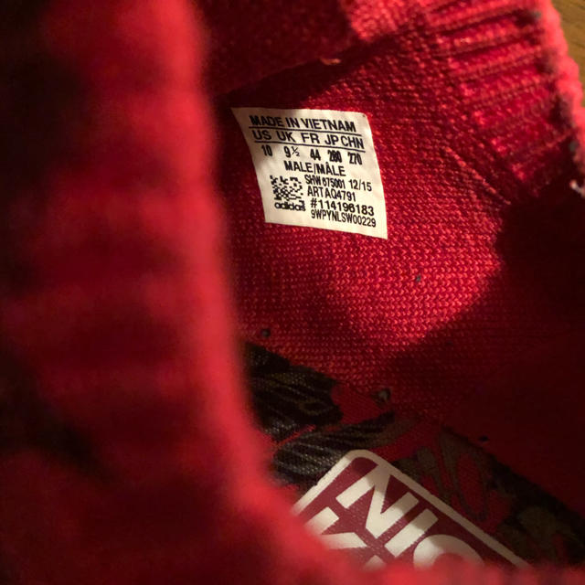 adidas(アディダス)のadidas NMD R1 PK NICE KICKS アディダス 28cm メンズの靴/シューズ(スニーカー)の商品写真